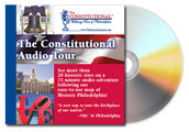 The Constitutional Walking Tour of Philadelphia CD